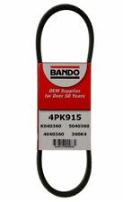 Bando USA 4PK915 Serpentine Belt