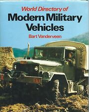Vanderveeen - World Directory of Modern Military Vehicles - Arco 1984 New York