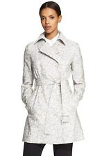 Stella Mccartney Snow Leopard Print Trench Coat Size:38 $1700 NWT