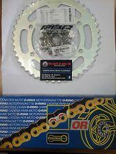 Kit trasmissione catena Regina corona 45 pignone 15 denti PBR Yamaha XT 660 X