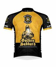 """Golden Sabbath"" Cycling Jersey   Men's Sizing   Big Island Brewhaus Special Edi"