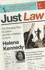Just Law by Helena Kennedy (Paperback, 2005)