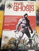 FIVE GHOSTS Vol 3 Lost Coastlines (Trade Paperback TPB) - Image comics
