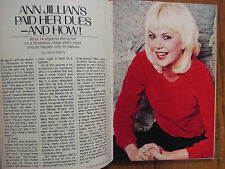 August 22-1981 TV Guide(ANN  JILLIAN/IT'S A  LIVING/TED TURNER/RICK SPRINGFIELD)