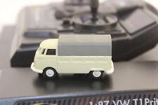 Carson 500504117 Bus VW T1 Cassone 2.4ghz Rc Modello 1:87 100 % Rtr Nuovo in