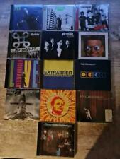 Sammlung 13 CD's Deutsch Rock Pop guter Zustand
