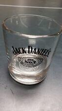 Jack Daniels Old No. 7 WHISKEY ROCK GLASS