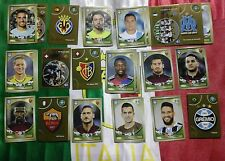 Album Fifa 365 2016 17 panini set completo 70 extrasticker mancanti  est europa