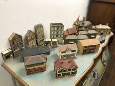 Tri-Ang Hornby Layout And station Buildings