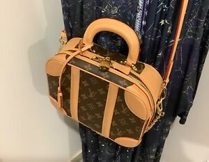 Authentic LOUIS VUITTON  Valisette Mini Luggage PM Proof Of Purchase