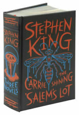 Christmas Present Gift Stephen King Three Novels: Collectible Edition New Sealed