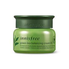 [INNISFREE] Green Tea Balancing Cream EX - 50ml