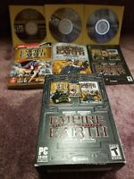 Empire Earth II Platinum Edition PC 3 CD-ROM Game Strategy Guide