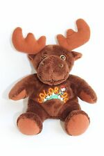 Stuffed Plush MOOSE Souvenir Colorado by  Souvies