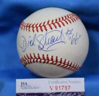 Dick Stuart Signed Jsa Coa National League Onl Baseball Autograph Authentic