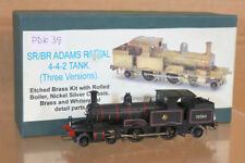 PKD MODELS KIT BUILT BRASS BR Ex SR 4-4-2 ADAMS RADIAL TANK LOCO 30582 nl