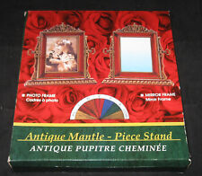 Antique Mantel-Piece Stand Photo Frame New In Box