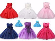 Vestido De Bebé Para Niñas Vestidos 2017 ropa de bebé 1st Cumpleaños Chica Vestidos
