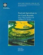 Food and Agriculture in the Czech Republic: From a 'Velvet' Transition-ExLibrary
