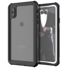 Ghostek NAUTICAL2 Waterproof Tough Case Cover for Apple iPhone XS Max - White