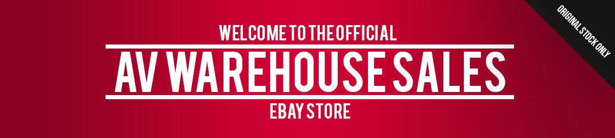 AV Warehouse Sales