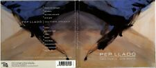 PEP LLADO' - TWO RIVERS, ONE WORLD - CD Perfect conditions