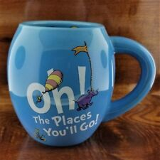 Vandor Dr Seuss Oh The Places You'll Go Balloons Large Barrel Coffee Mug