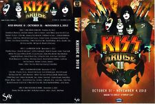 DVD  LIVE KISS KRUISE 2       4  DVD    rock metal