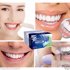 Dental Teeth Tooth Whitening Strip Bleaching Whiter White strip Set White Smile