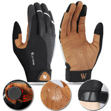 CYCLING WINTER WATERPROOF TOUCH SCREEN FULL FINGER WINDPROOF BICYCLE FULL GLOVES