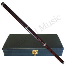 "Brand New Irish Professional Tunable D Flute with Hard Case 23"" Length 3 Pcs"