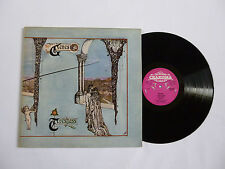GENESIS ~ TRESPASS ~ CAS 1020 ~ VG/EX ~ 1970 UK 'PINK SCROLL' 1ST PRESS VINYL LP