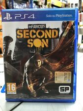 Infamous Second Son Ita PS4 USATO GARANTITO