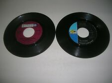 Lot of 2 Pop / Rock 45s - The Fortunes  -  Here It Comes Again +1