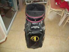 Adams Cart Staff Golf Bag