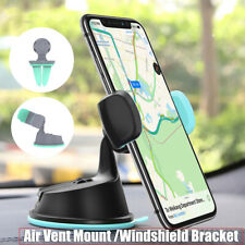 360° Universal Car Holder Stand Mount Windshield Bracket For Cell Phone GPS
