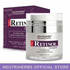 Pro - Retinol 2.5% Face Cream Serum Hyaluronic Acid Vitamin A&E Apple Steam Cell