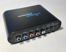 New VGA To Component Video YPbPr Converter With Cables Included