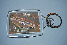 Corrie Key ring - Coronation street fan - Fun item gift or birthday Granada ITV