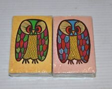 lot of 2 STARDUST Casino PLAYING CARDS sealed 1970-80s