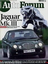 Auto Forum 12 97 1997 Land Rover Freelander Lexus LS400 Volvo V40 T4 Ferrari 246