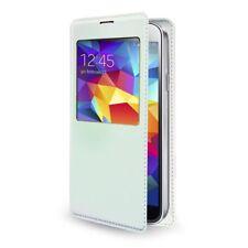 Custodia Flip slim per Samsung Galaxy S5, Colore: Bianco