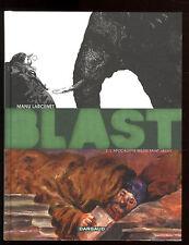 BLAST   Tome 2: L'Apocalypse seon Saint Jacky   Manu LARCENET   DARGAUD    EO