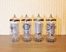 4 x 6J32P ( 6Ж32П ) / EF86 / 6267 SVETLANA tubes NOS. one date.