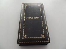 (120) Original WWII Etui für Purple Heart USA ab 1941 ...