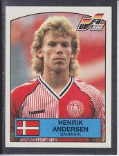 Panini - Euro 88 - # 114 Henrik Andersen - Danmark