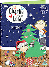 Charlie And Lola Vol.8 (DVD, 2007)