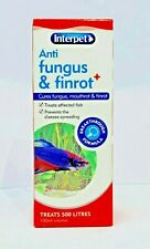 Interpet Anti Fungus & Finrot- Cures Fungus, Mouthrot & Finrot 100ml