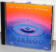 DMP Hybrid SACD 13: Joe Beck / Ali Ryerson - DJANGO - 2001 OOP USA NEW UNPLAYED