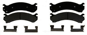 Disc Brake Pad Set-Performance, Semi-Metallic Front ACDelco Pro Brakes 17D784MXH